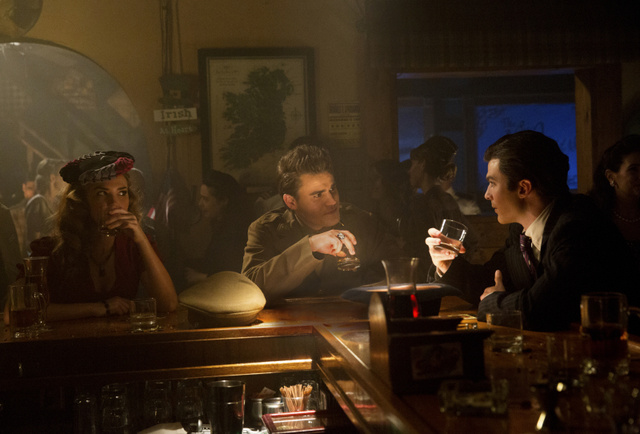 "Vampire Diaries ""We Always Have Bourbon Street"" Promo Photos"