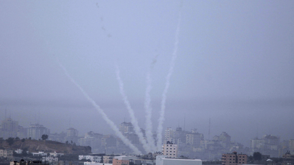 Israeli Strike in Gaza City Kills 12 As Ceasefire Talks Continue