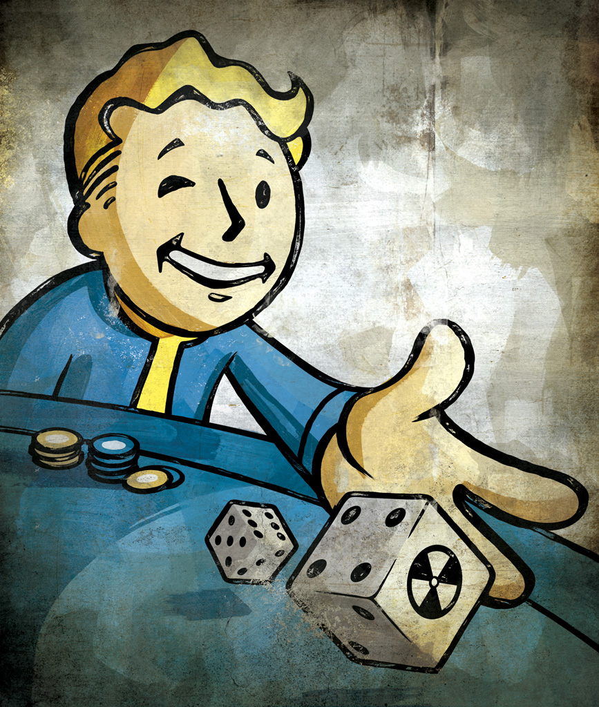 News All Bott Funko Pop Fallout Lone Wanderer Male Return To New Vegas Social Experiments Bring Out The Worst In People