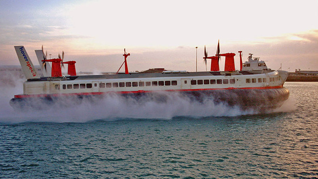 The Coolest Auto Trains And Ferries Ever Built