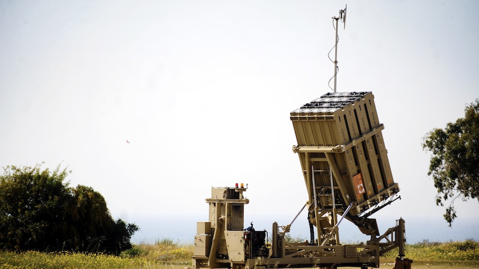 Click here to read What Is Israel's Iron Dome?
