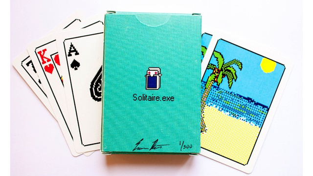 Windows 98 Solitaire Deck Immortalizes Our Most Important Pre-Internet Distraction