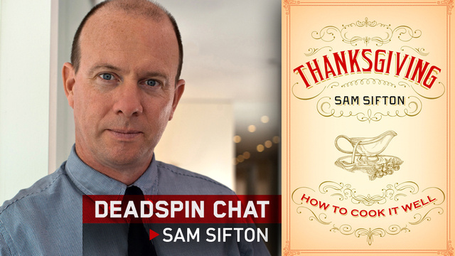 Got Thanksgiving Questions? The New York Times's Expert, Sam Sifton, Is Here To Answer Them