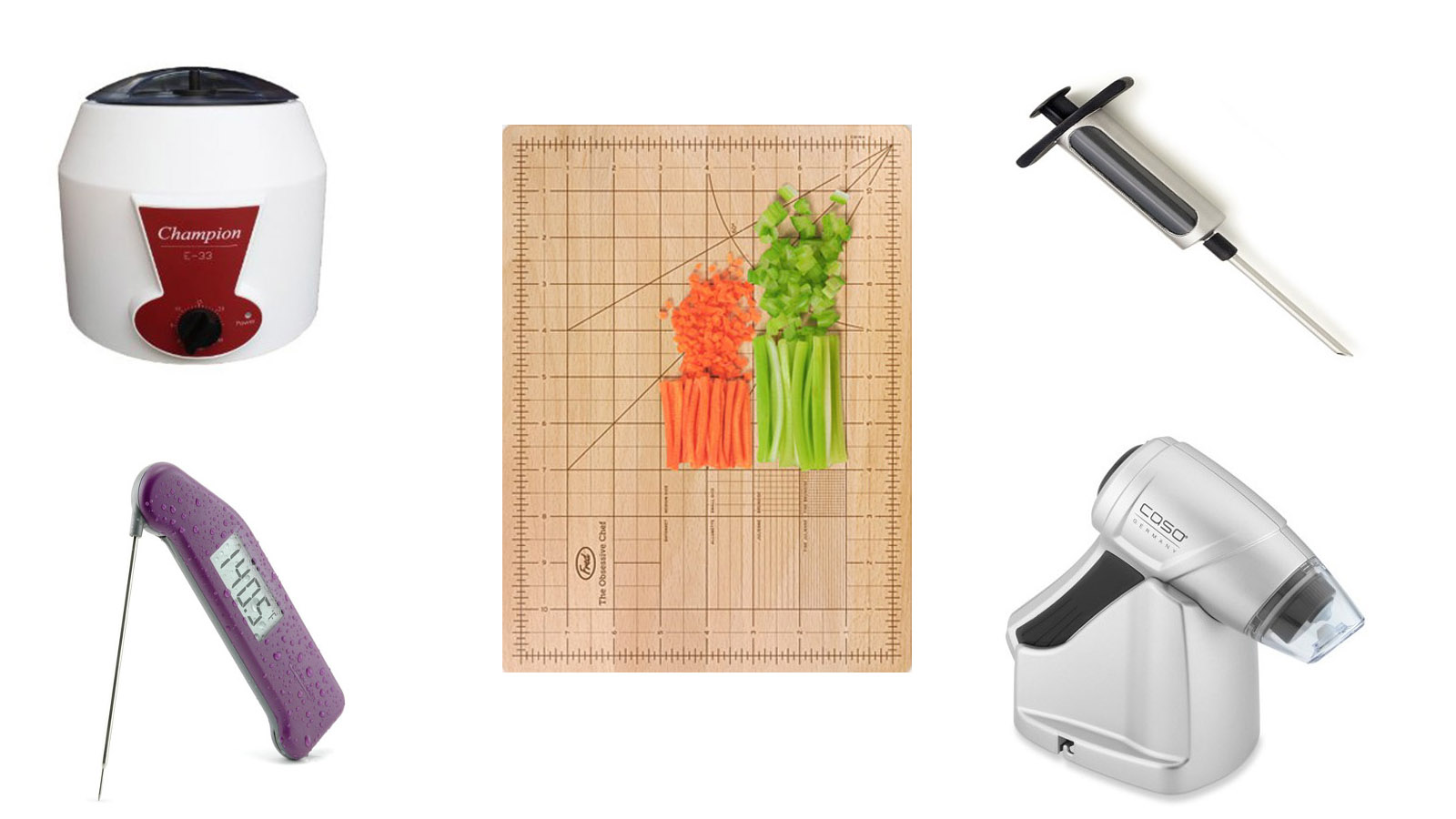 Gift Guide: Tasteful Gifts For The Scientific Gourmand