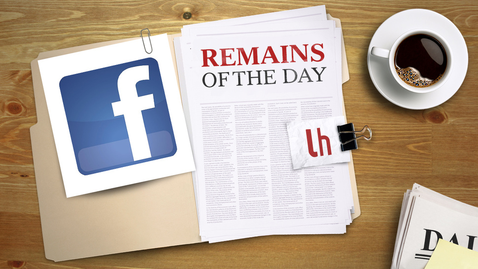 Remains of the Day: You Can No Longer Vote on Facebook Site Governance