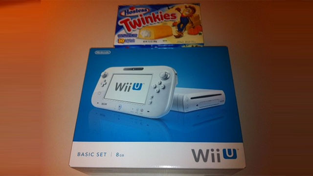 Free Wii U With $5,000 Box of Twinkies? Now There's a Bargain.