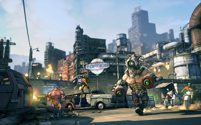 Borderlands 2: Mr. Torgue's Campaign of Carnage: The Kotaku Review