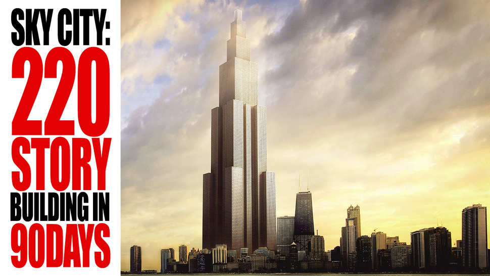 China Will Build the Tallest Building In the World in Just 90 Days (Updated)