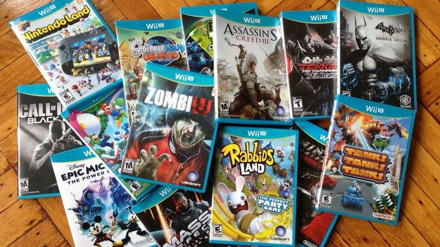 The State of the Wii U, Just Three Days In