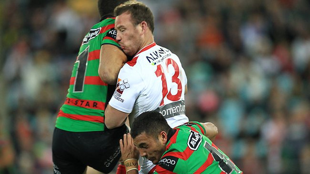 Australia's Rugby League Cracks Down On Big Hits, And Fans Aren't Happy