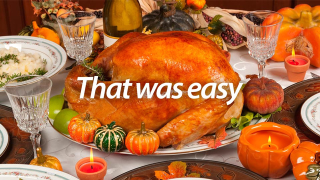 7 Essential Items To Make Your Thanksgiving Feast Prep a Breeze