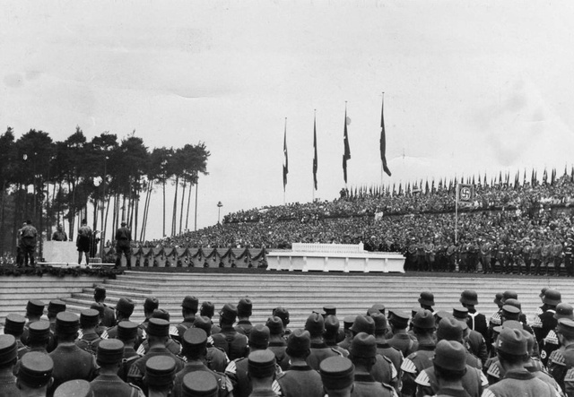 Hitler's forgotten attempt to build the world's largest Olympic stadium