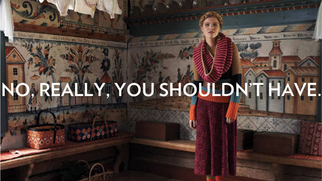 Anthropologie: Holiday Shopping for the People You Hate
