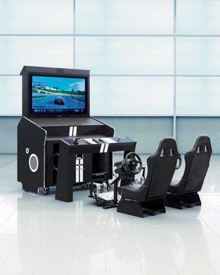 Neiman Marcus Will Sell You A Racing Simulator For A Totally Reasonable $90,000