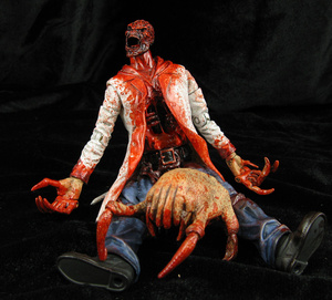 All I Want For Christmas is a Headcrab Zombie Action Figure From Half-Life 2