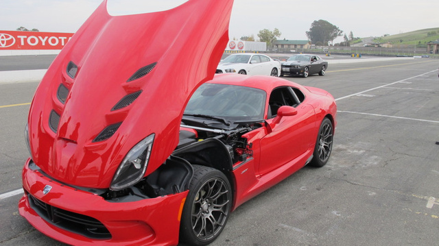 10 Reasons We're Thankful For The 2013 SRT Viper
