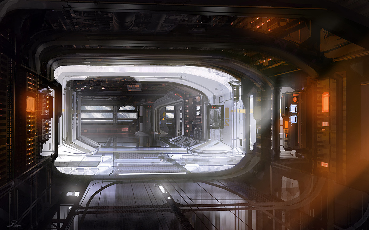 prison sci fi space station - photo #40