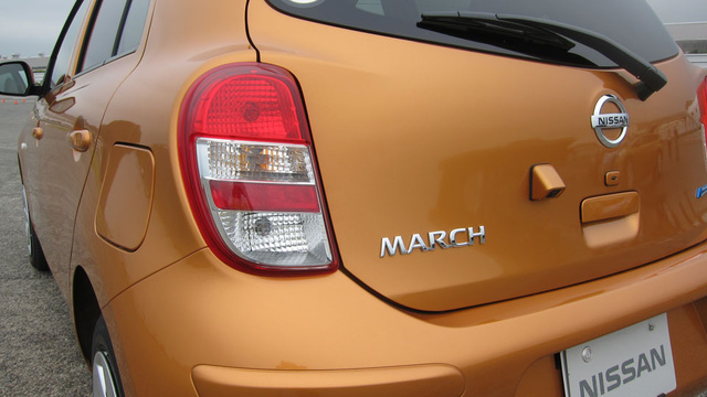 2012 Nissan March: The Jalopnik Review