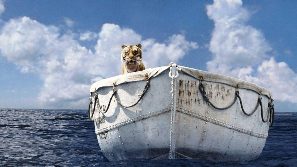 <em>Life of Pi</em> could be the year's second most gorgeous fantasy movie