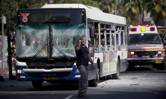 Multiple Casualties Reported as Terror Attack on Israeli Bus Rocks Shaky Truce Talks