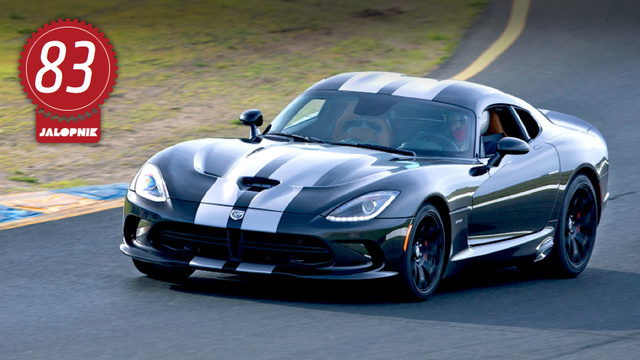 2013 SRT Viper GTS: The Jalopnik Review