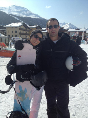 Here's the 26-Year-Old Snowboarder Running Israel's Social Media War