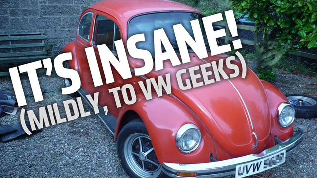 The Freaky Frankenstein VW Beetles Of South Africa