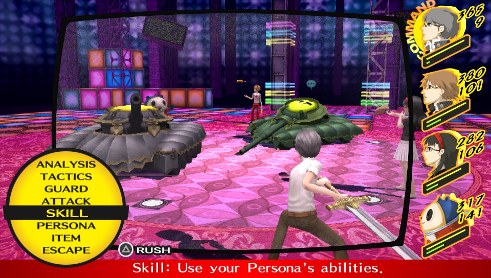 Persona 4 dating rise of nations