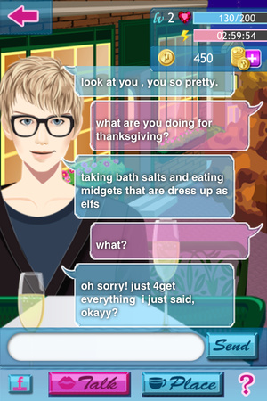 This Digital Boyfriend Game Is Like Dating Cleverbot, Except Even More Hilarious/Creepy