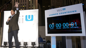 The Wii U's First Week: The Highs, The Lows, The Massive Downloads