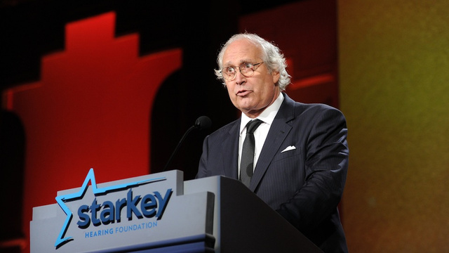 Chevy Chase Is Leaving Community, Effective Immediately