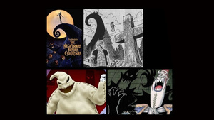It's Like One Piece Is Ripping Off Disney and Tim Burton