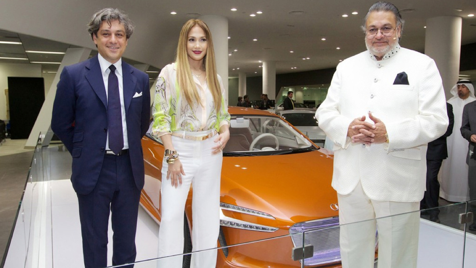 Automotive Icon Jennifer Lopez Opens This Insane 100,000-Sq.Ft. Audi Dealership In Dubai