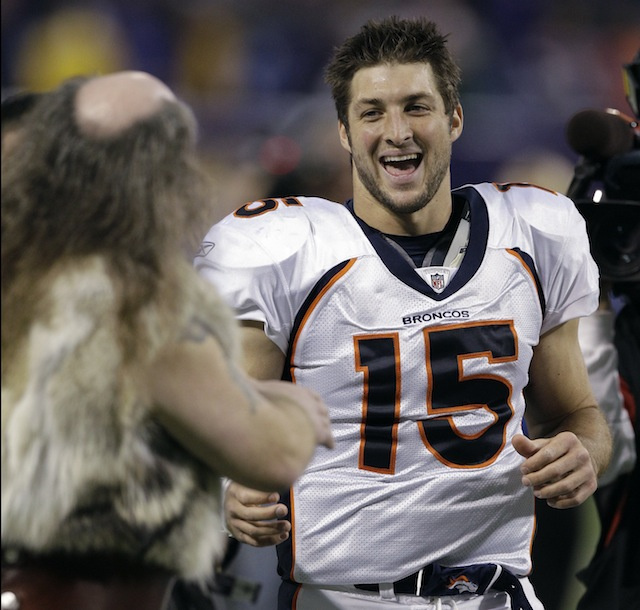 Tim Tebow Is Making Me Question My Atheism