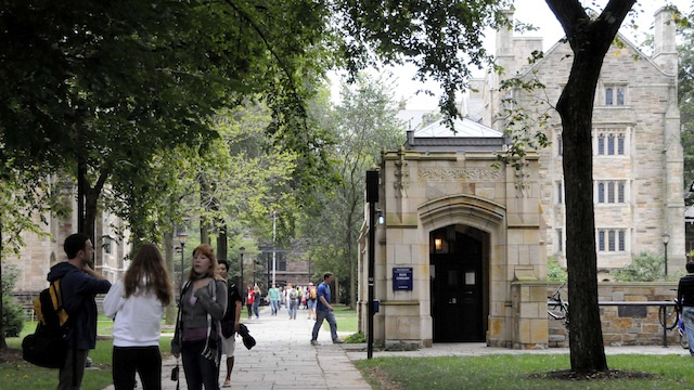 Yale Students Propose Less Porny Sex Week