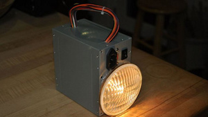 Hack a Dead PC Power Supply Into a Rechargeable Lantern