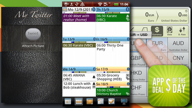 Daily App Deals: Get the Android Version of Pocket Informant for 50% Off in Today's App Deals