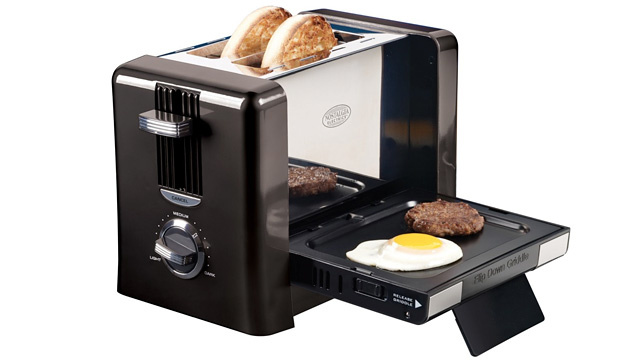 Toaster Griddle Is the Perfect Appliance for Lonely Breakfasts