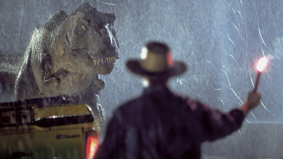 Why Do We Keep Going Back to Jurassic Park?