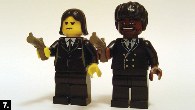 Guess These Famous Lego Figures