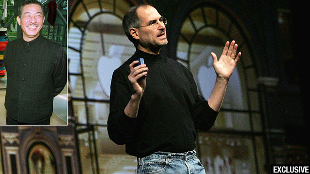Steve Jobs on Why He Wore Turtlenecks