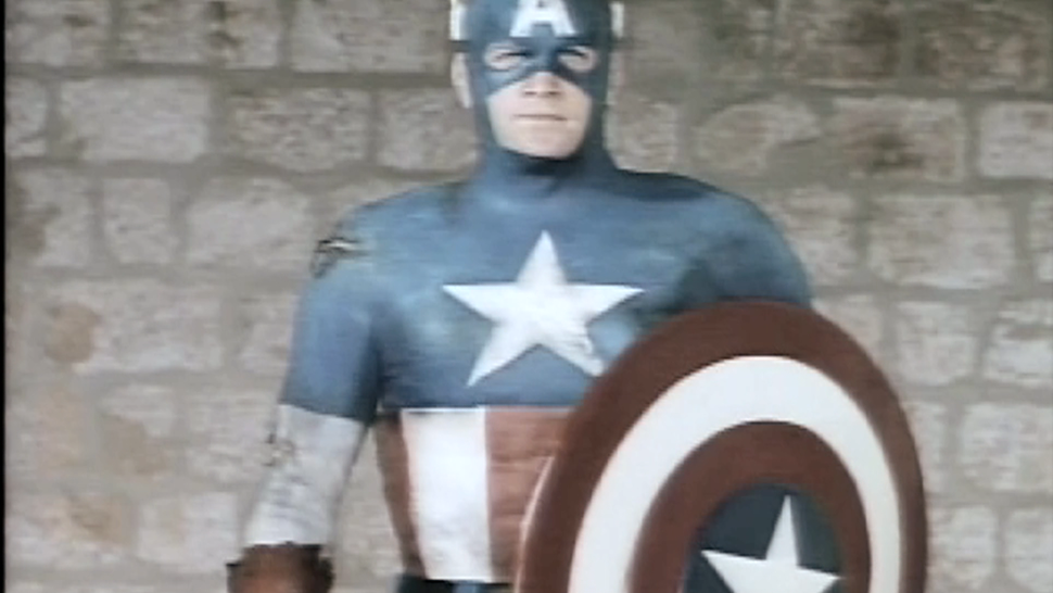 Your Chance to Smoke a Bowl and Appreciate the Original <em>Captain America</em>