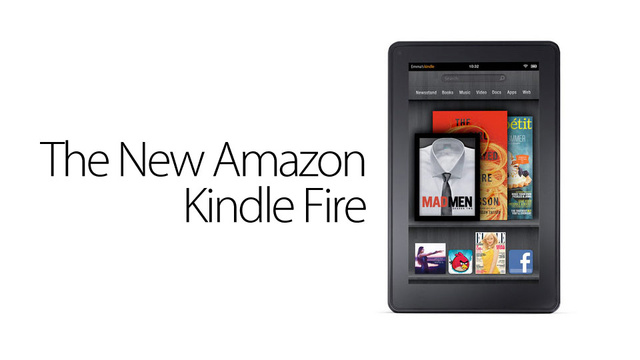This Is the New Amazon Kindle Fire Color Tablet—and It's Only $199! (Updated with Impressions)