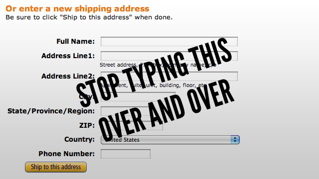 How to Automatically Fill in Repetitive Web Forms (and Avoid Tons of Tedious Typing)