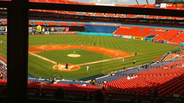 This Evening: Still Trying To Score Tickets For That Reds-Marlins Doubleheader?