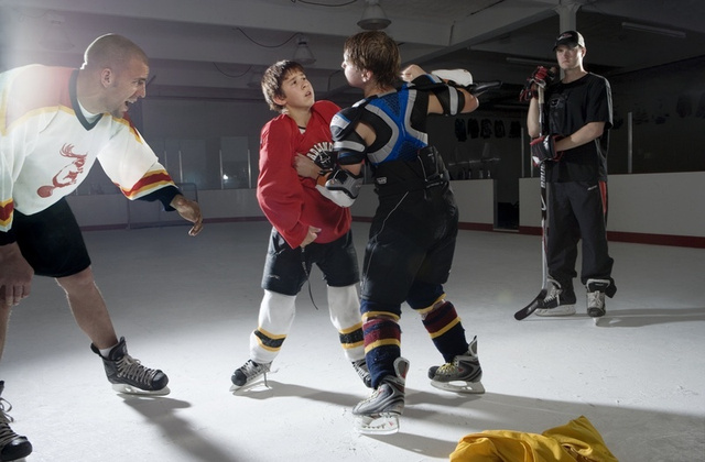 School Of Fight: Learning To Brawl With The Hockey Goons Of Tomorrow (Deadspin Classic)