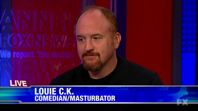 This Evening: Louis C.K. Gets In Touch With Himself