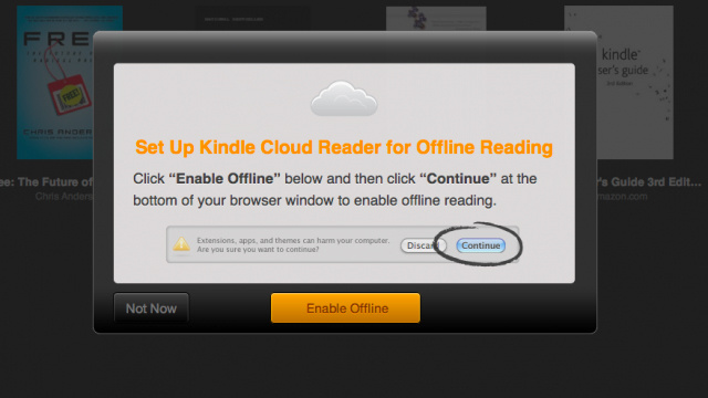 Amazon Bypasses Apple's New iOS Rules With Kindle Cloud Reader