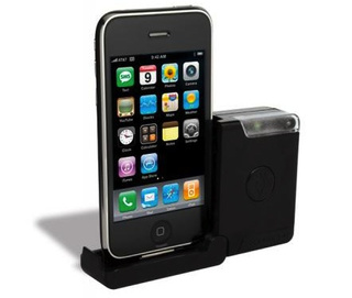 iPhone Wall Dock Chargers Keep Your iOS Device Fully Charged and Off the Floor