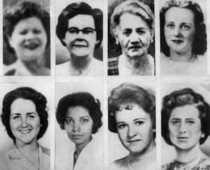 Boston Strangler Victims Murders